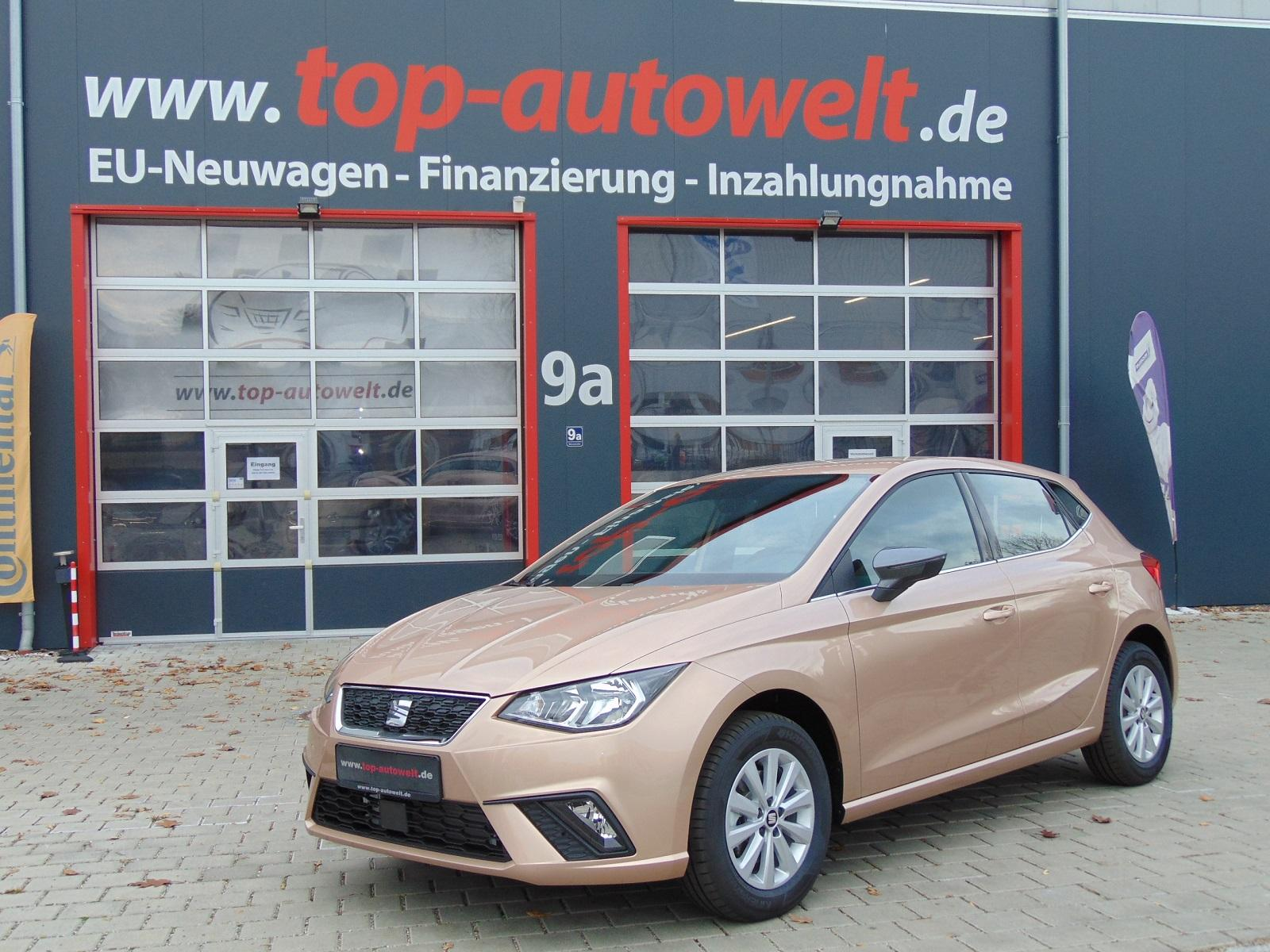 seat ibiza xcellence 1 0 tsi klima bluetooth pdc. Black Bedroom Furniture Sets. Home Design Ideas