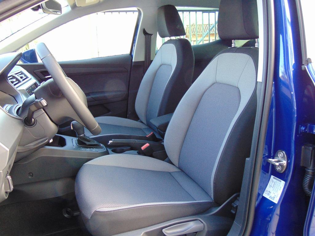 seat ibiza style euro6 wltp 1 0 tsi klima bluetooth. Black Bedroom Furniture Sets. Home Design Ideas