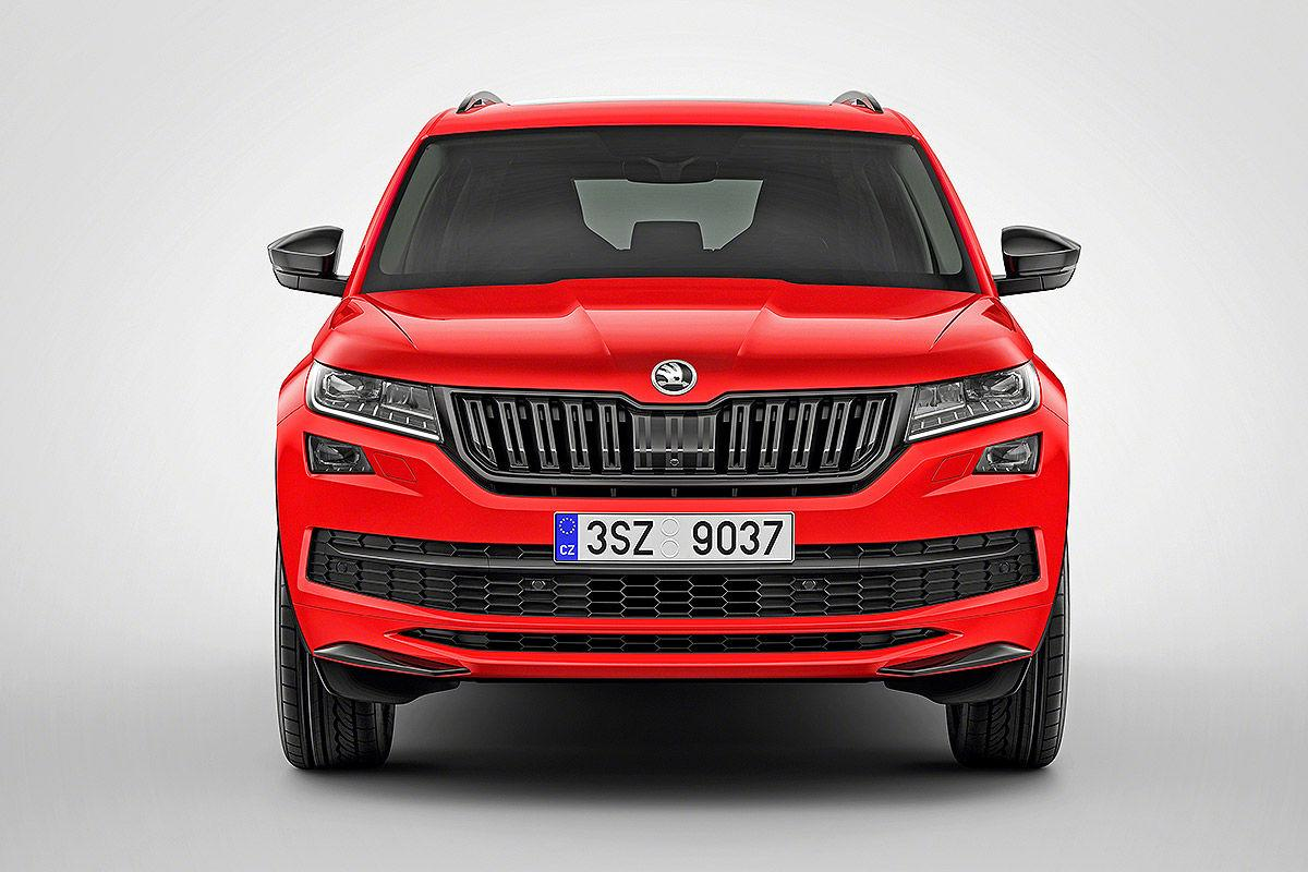 skoda kodiaq sportline 2 0 tdi 4x4 led licht navi columbus. Black Bedroom Furniture Sets. Home Design Ideas