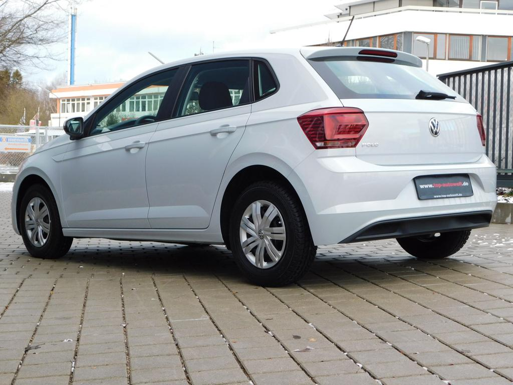 volkswagen polo comfortline 1 0 tsi 115 ps dsg automatik. Black Bedroom Furniture Sets. Home Design Ideas