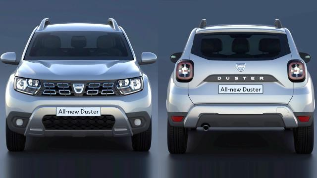 Dacia Duster - Access 1.6 SCe 114 PS Start/Stop Airbags ABS ESP Berganfahrhilfe Isofix