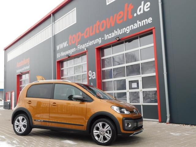 Volkswagen up - cross up! 1.0 MPi - 75 PS, Klima, Radio, ZV, Alu