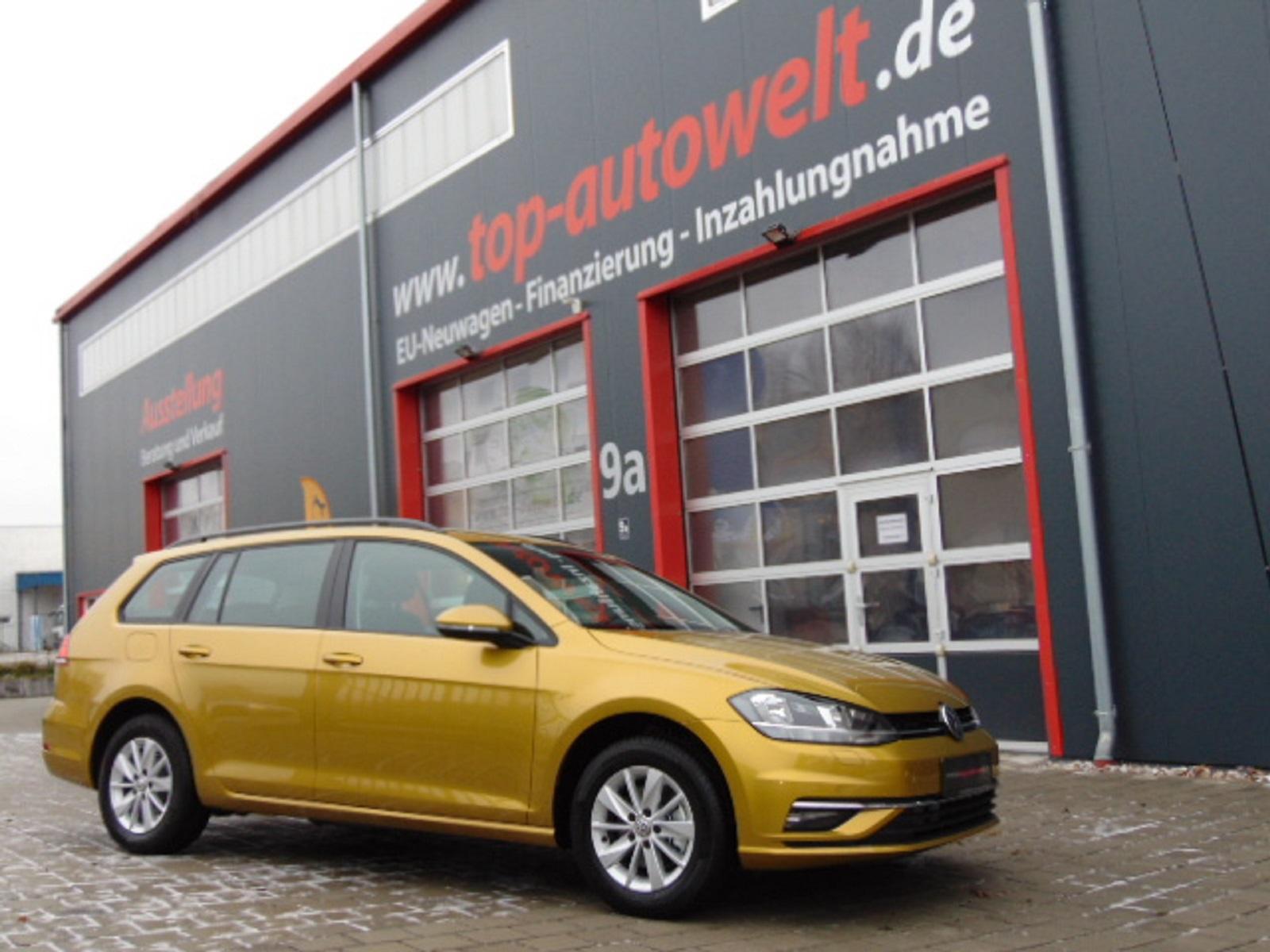 Volkswagen Golf Variant fortline 2 0 TDI 150 PS DSG Automatik