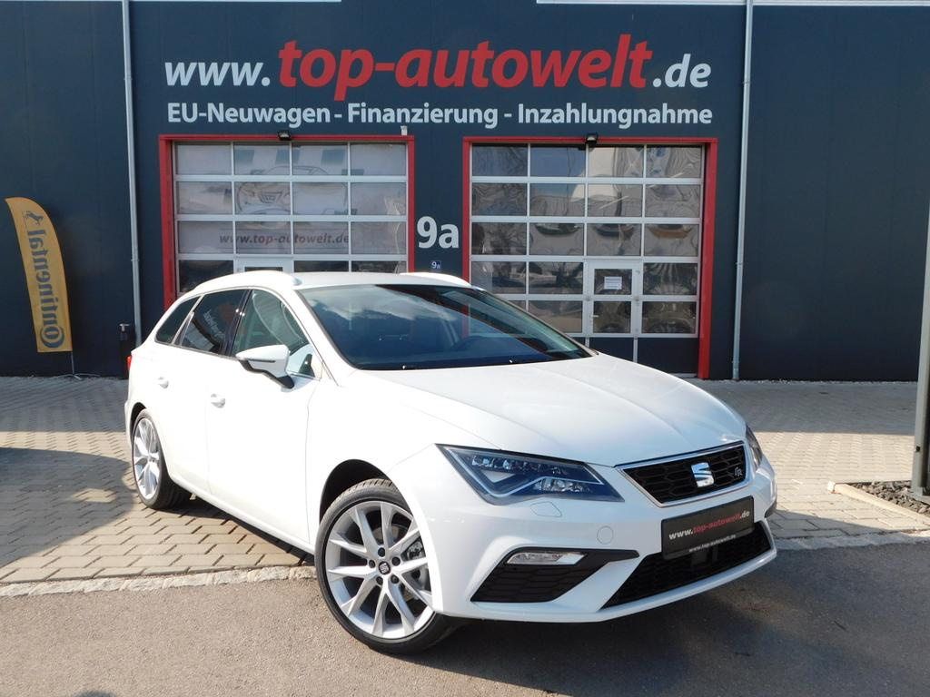 seat leon st fr 1 5 tsi klimaautom bluetooth mfl tempomat. Black Bedroom Furniture Sets. Home Design Ideas