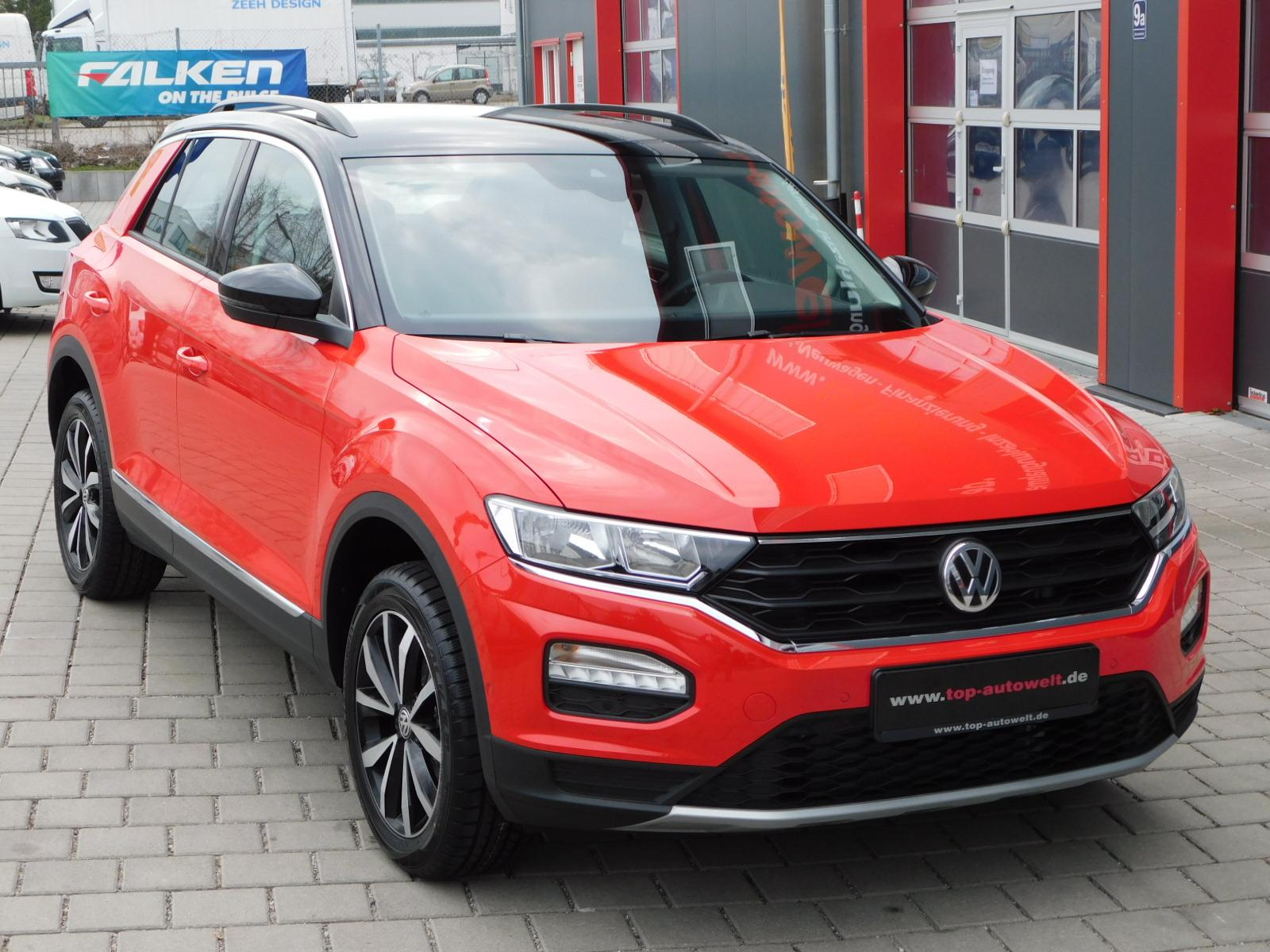 volkswagen t roc basis 1 0 tsi 115 ps klima lane assist. Black Bedroom Furniture Sets. Home Design Ideas