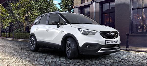 opel crossland x reimport eu neuwagen g nstig mit rabatt. Black Bedroom Furniture Sets. Home Design Ideas