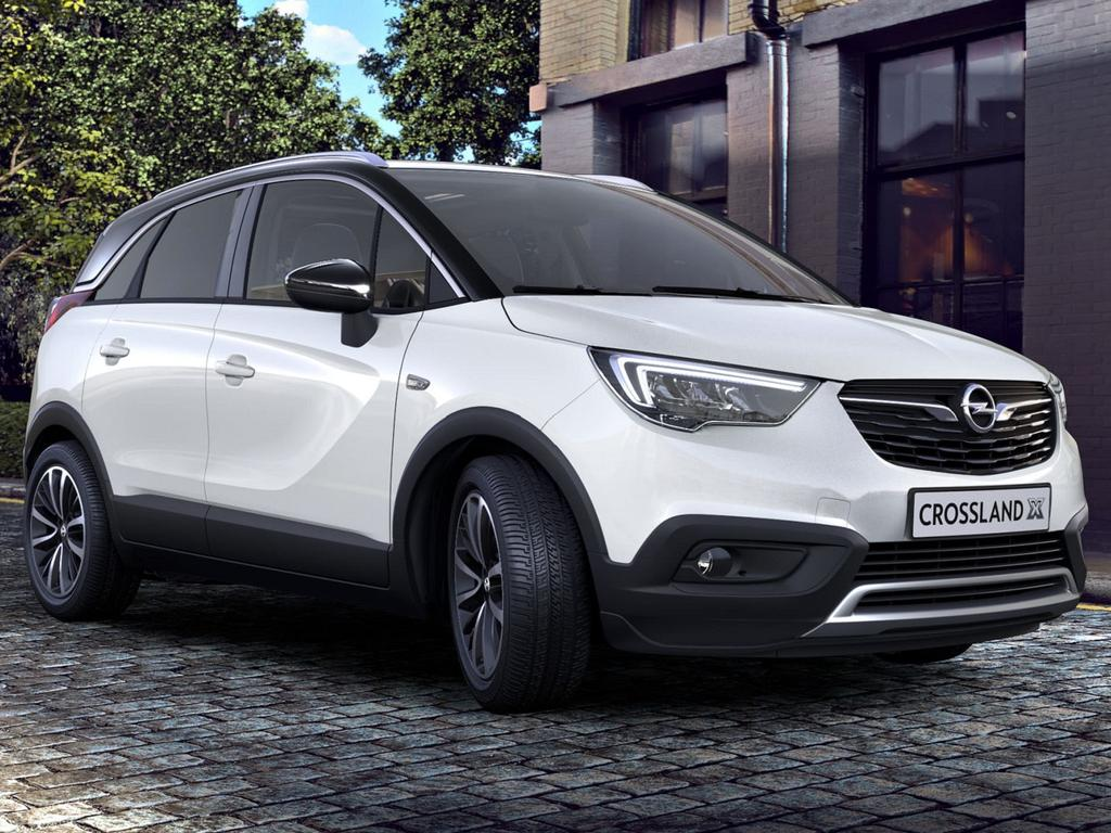 opel crossland x ultimate led licht pdc navi klimaautomatik hud 17 alu reimport eu neuwagen frei. Black Bedroom Furniture Sets. Home Design Ideas