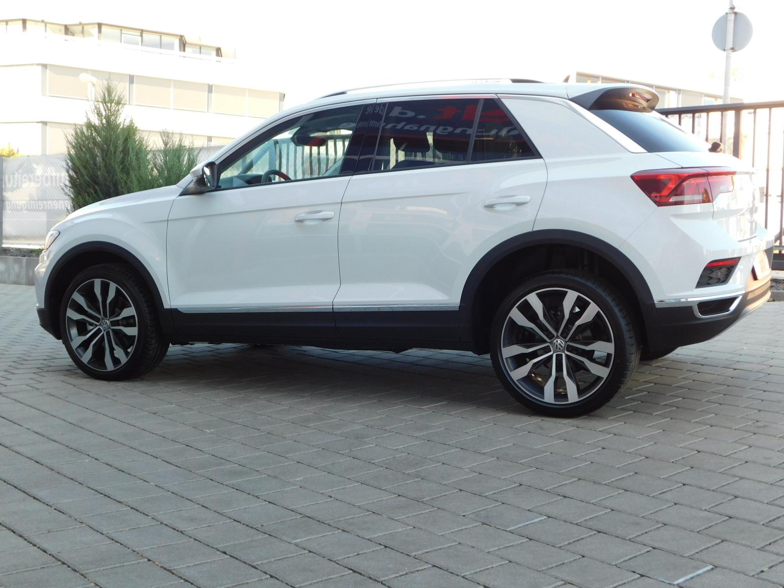 volkswagen t roc sport 2 0 tdi 150 ps dsg 4motion. Black Bedroom Furniture Sets. Home Design Ideas