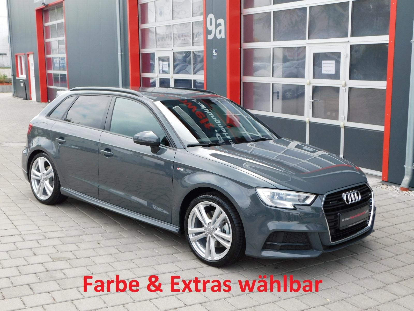 audi a3 sportback edition sport 2 0 tfsi s tronic. Black Bedroom Furniture Sets. Home Design Ideas