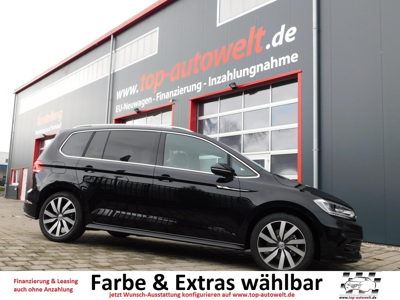 volkswagen touran r line edition 2 0 tdi led licht. Black Bedroom Furniture Sets. Home Design Ideas
