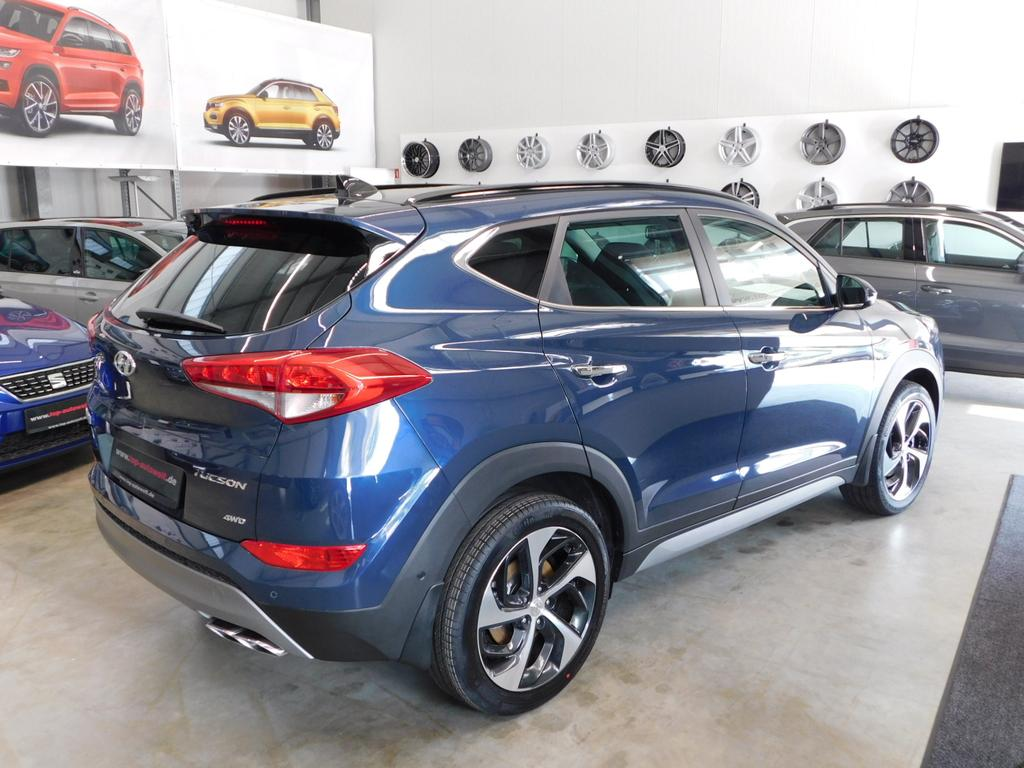 hyundai tucson edition euro6 wltp 1 6 gdi 132 ps. Black Bedroom Furniture Sets. Home Design Ideas