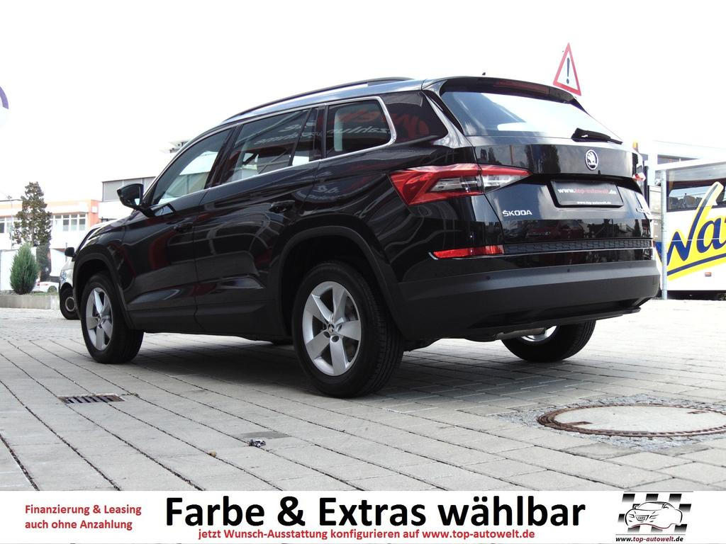 skoda kodiaq ambition 2 0 tdi 150 ps 4motion dsg. Black Bedroom Furniture Sets. Home Design Ideas