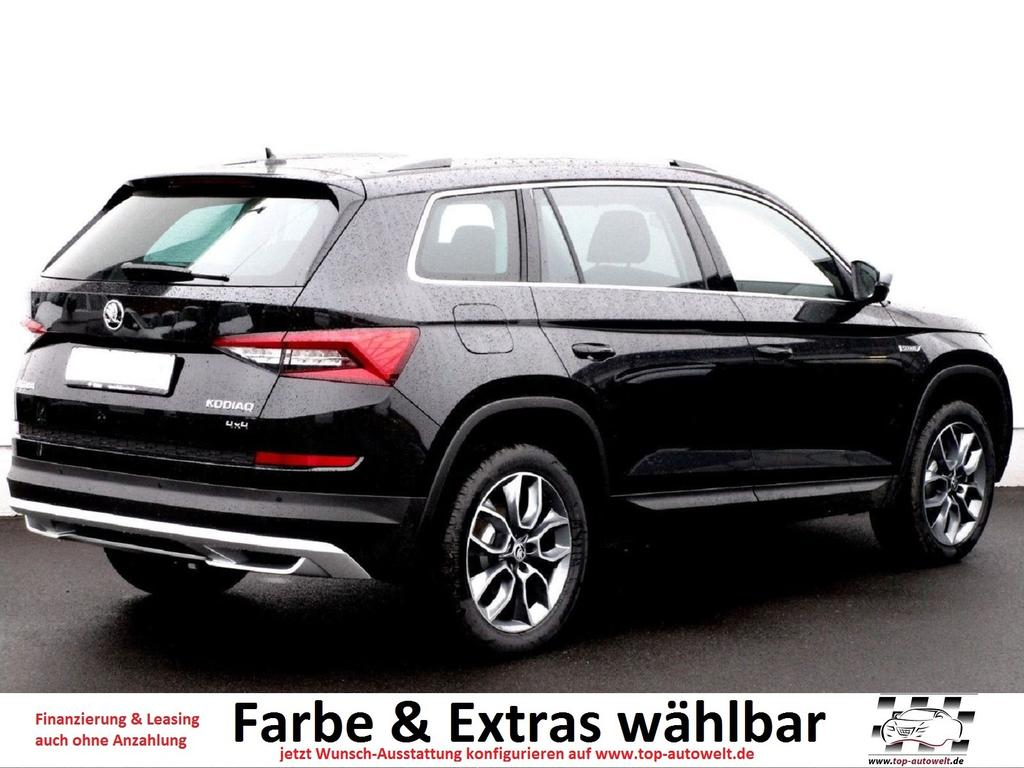 skoda kodiaq scout 2 0 tdi 190 ps 4x4 dsg automatik 5 j. Black Bedroom Furniture Sets. Home Design Ideas