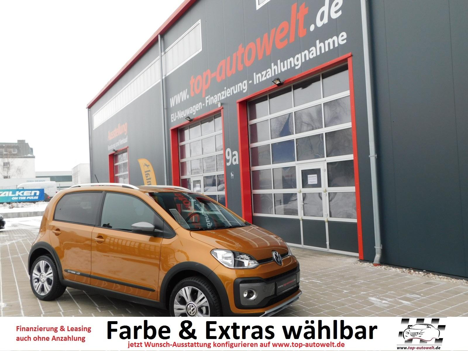 volkswagen up cross 1 0 tsi 90 ps euro 6 wltp klima. Black Bedroom Furniture Sets. Home Design Ideas