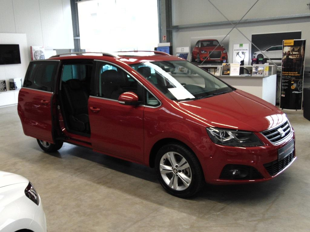 seat alhambra xcellence euro6 wltp 2 0 tdi dsg. Black Bedroom Furniture Sets. Home Design Ideas