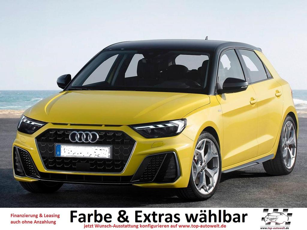 audi a1 sportback basis 30 tfsi s tronic klima presense. Black Bedroom Furniture Sets. Home Design Ideas