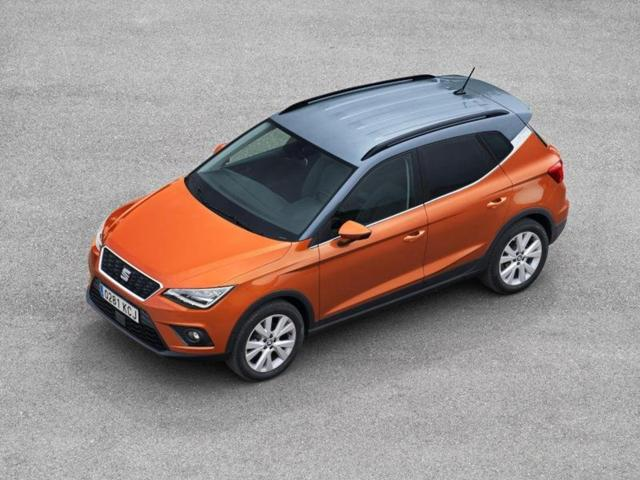 Seat Arona - Style 1.0 TSI Klima Front-Assist Media Colour 6,5