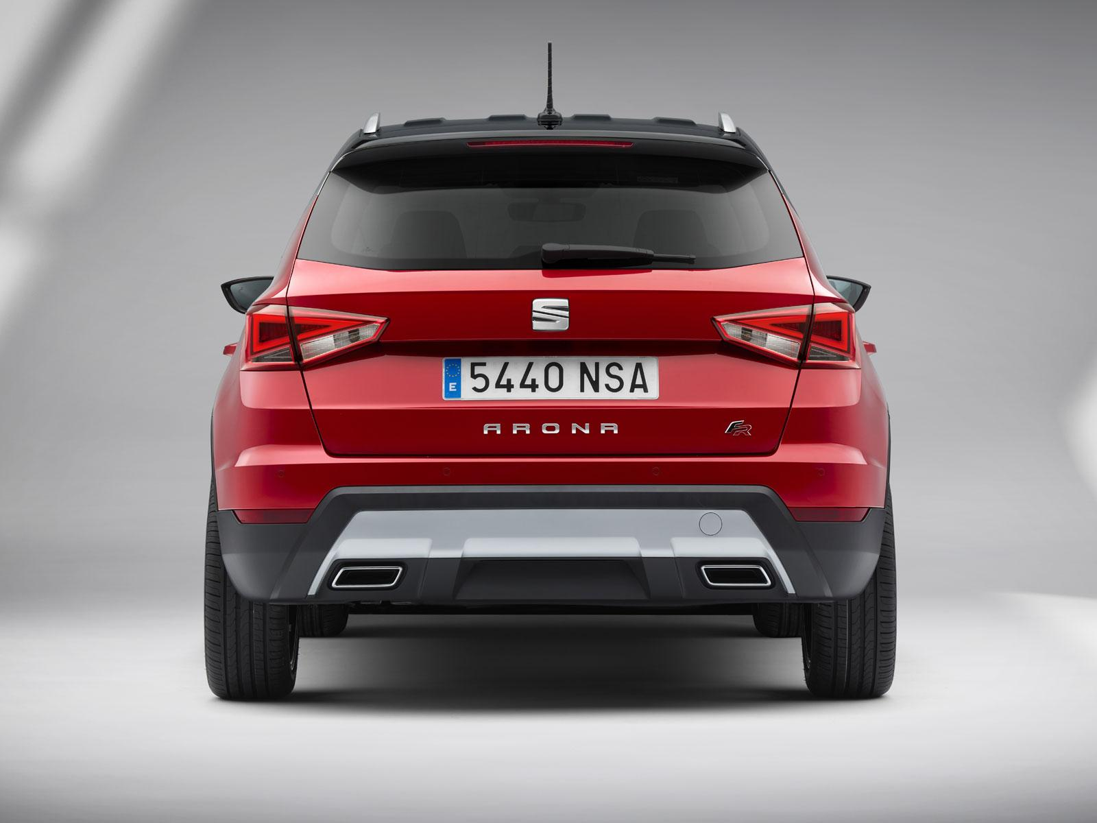 seat arona fr 1 5 tsi klima parksensoren front assist. Black Bedroom Furniture Sets. Home Design Ideas