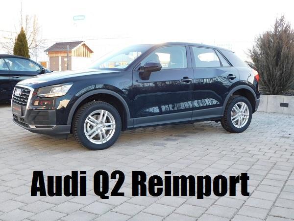 Audi Q2 Reimport - mehr Auto fürs Geld bei Top-Autowelt