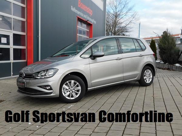 VW Golf Sportsvan Reimport - mehr Auto fürs Geld bei Top-Autowelt