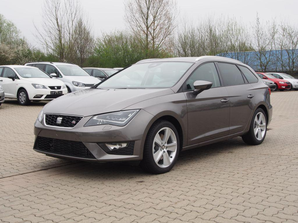 seat leon st fr sport 2 0 tdi 135 kw 184 ps start stop reimport neuwagen g nstig mit rabatt. Black Bedroom Furniture Sets. Home Design Ideas