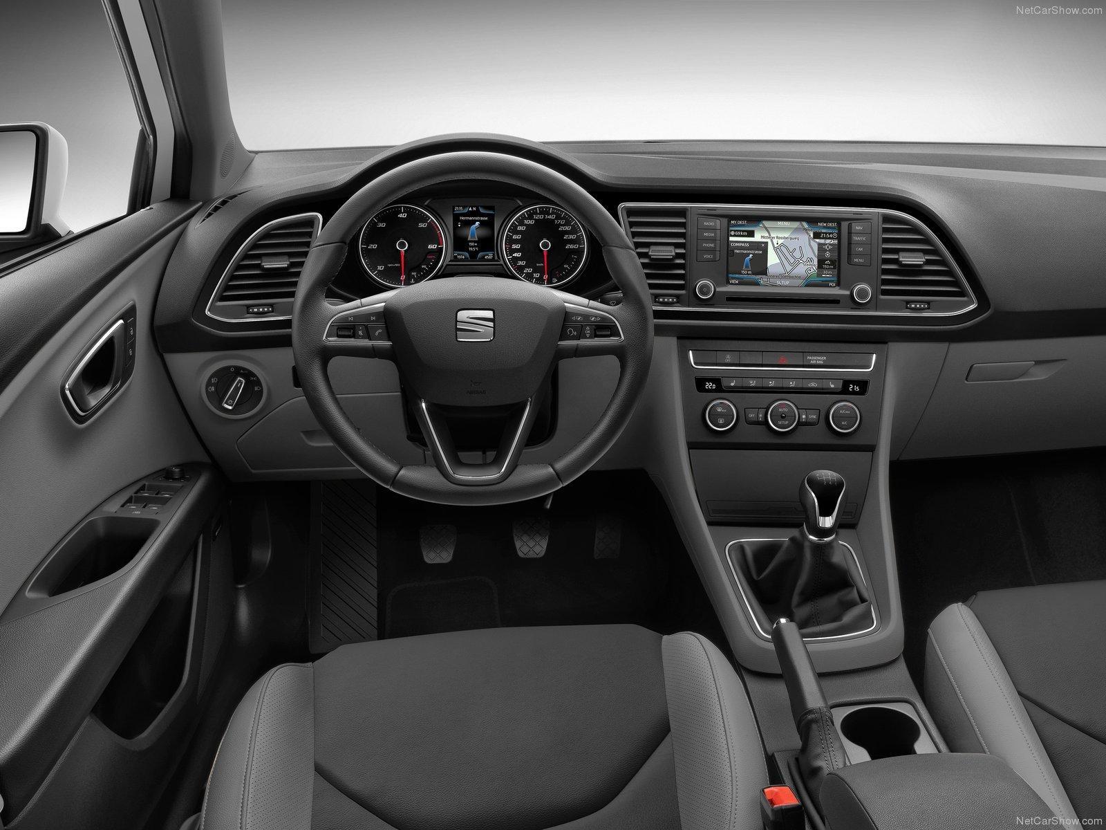 Seat Leon FR 2.0 TDI 184 PS Klimaautom. Bluetooth MFL Tempomat 17 ...