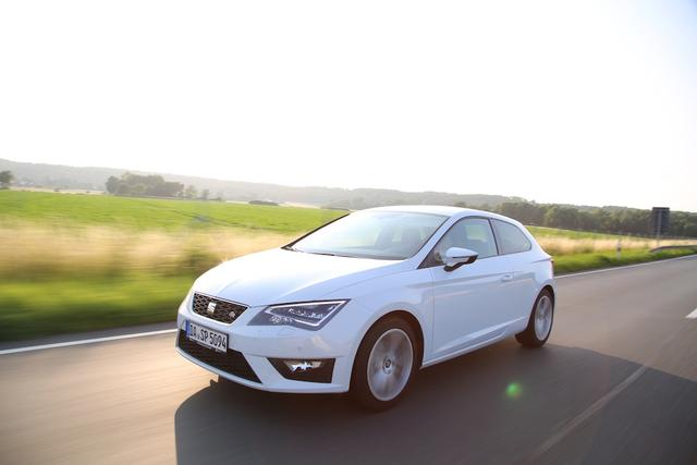 Seat Leon SC 3-Türer - Reference 1.2 TSI 86 PS Klima Radio ZV ABS ESP 7 x Airbag