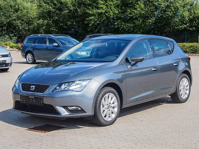 Seat Leon - Reference 1.2 TSI - 86 PS Klima Radio ZV ABS ESP 7 x Airbag