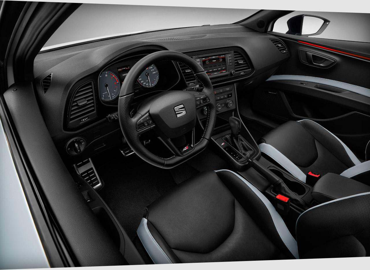 Seat Leon Cupra 2.0 TSI - 300 PS 6-Gang, Full-LED, 6 J. Garantie bis ...