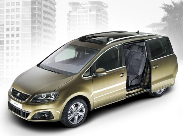 seat alhambra reimport seat alhambra eu neuwagen g nstig kaufen. Black Bedroom Furniture Sets. Home Design Ideas