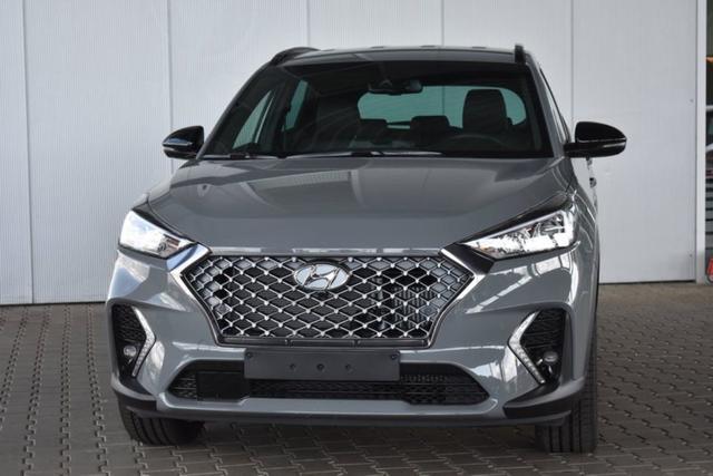 Hyundai 1.6 T-GDi 7DCT Automatik 2WD N-Line+Comf.Pack