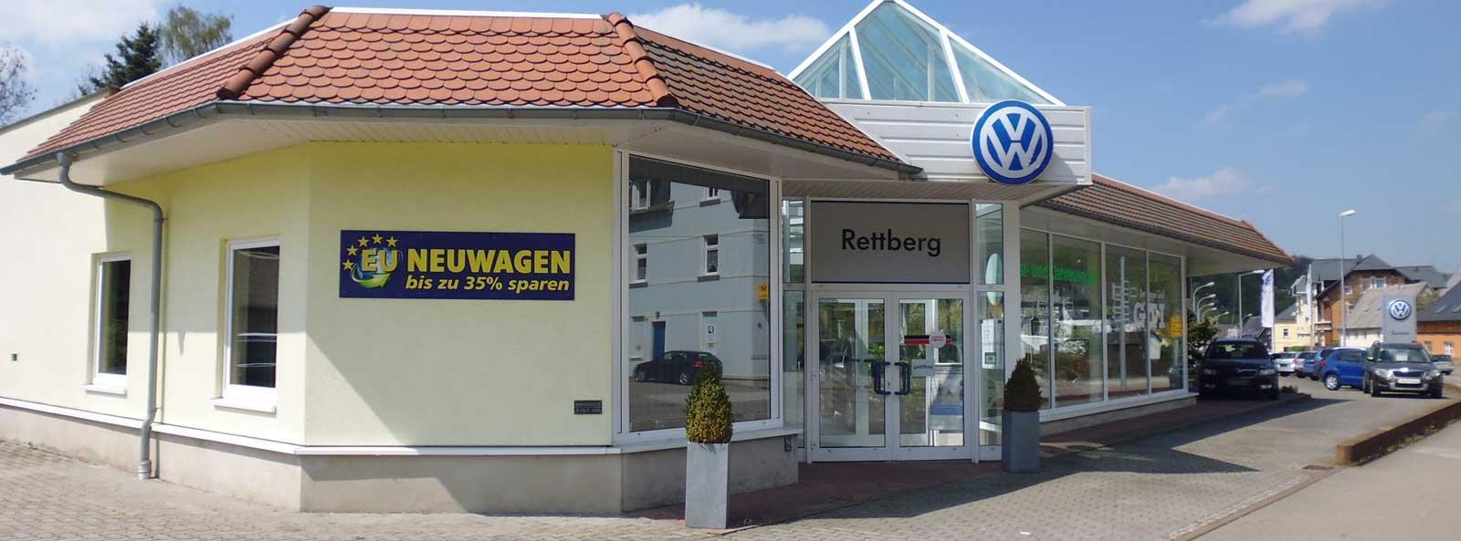 Autohaus Rettberg GmbH - Service Vertragspartner für Volkswagen, Skoda, VW Nutzfahrzeuge