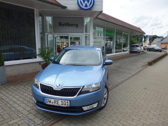 Skoda Rapid - Ambition 1.2 TSI