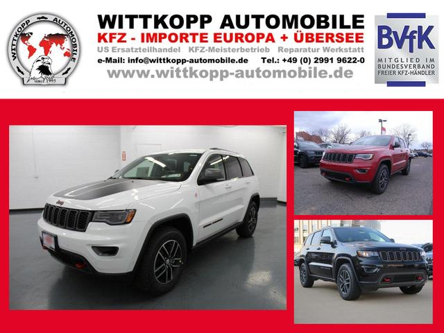 2017 Jeep Grand Cherokee - Wittkopp Automobile