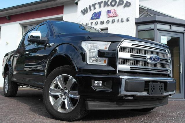 2017 Ford F150 Platinum SuperCrew - Wittkopp Automobile