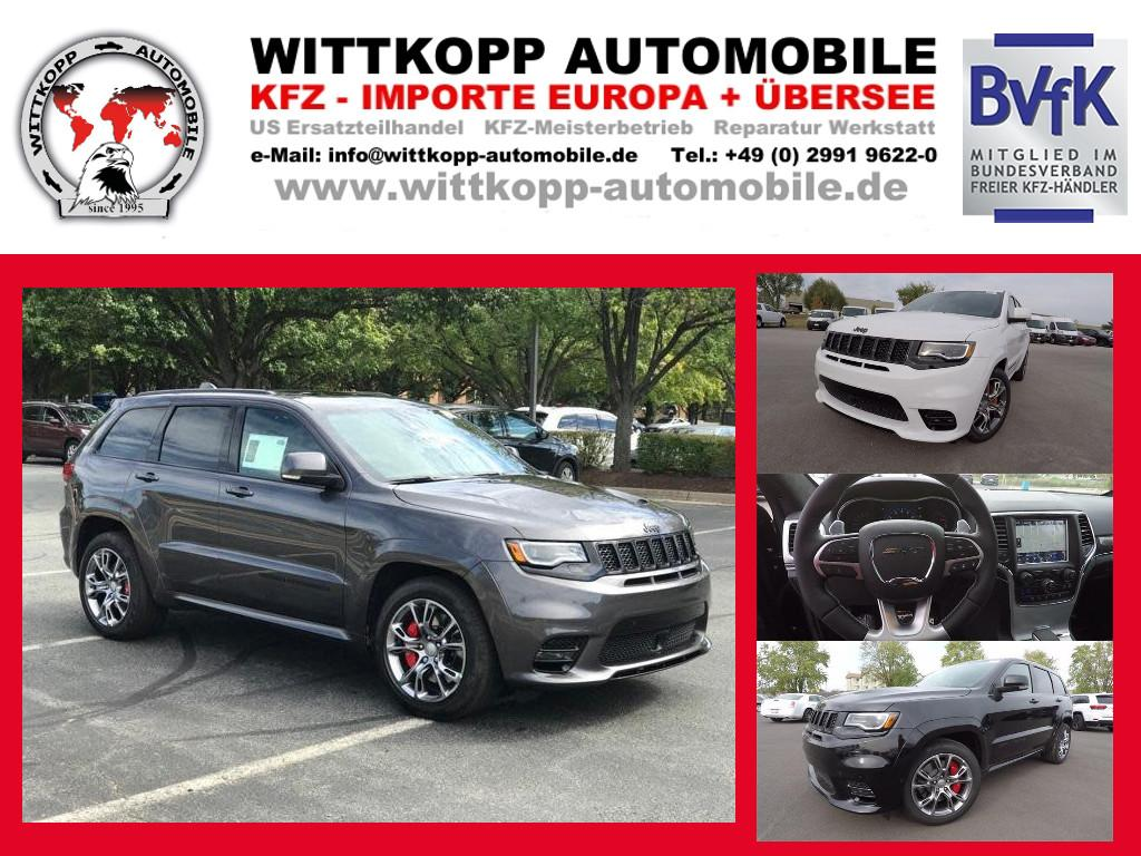 jeep grand cherokee srt mod 2018 us import fahrzeug wittkopp automobile. Black Bedroom Furniture Sets. Home Design Ideas