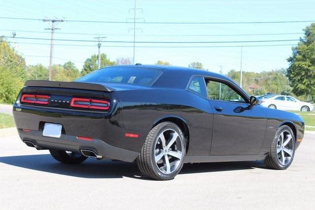 2018 Dodge Challenger RT Plus Shaker