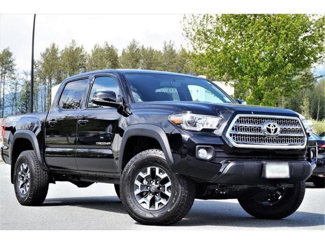 Toyota Tacoma - TRD Off-Road V6 AT 4x4 D/C Mod. 2018