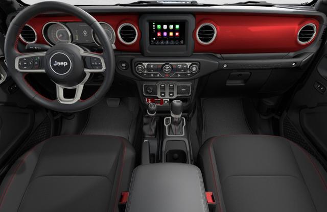 Jeep Wrangler JL Rubicon 3.6 V6 eTorque Automatik