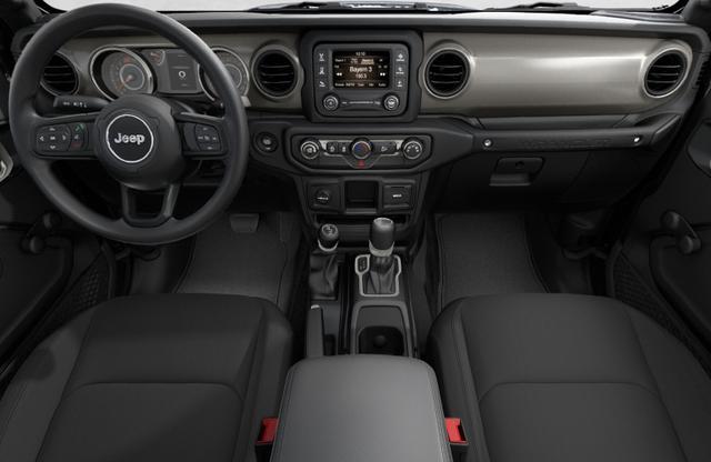 Jeep Wrangler JL Sport 3.6 V6 eTorque Automatik