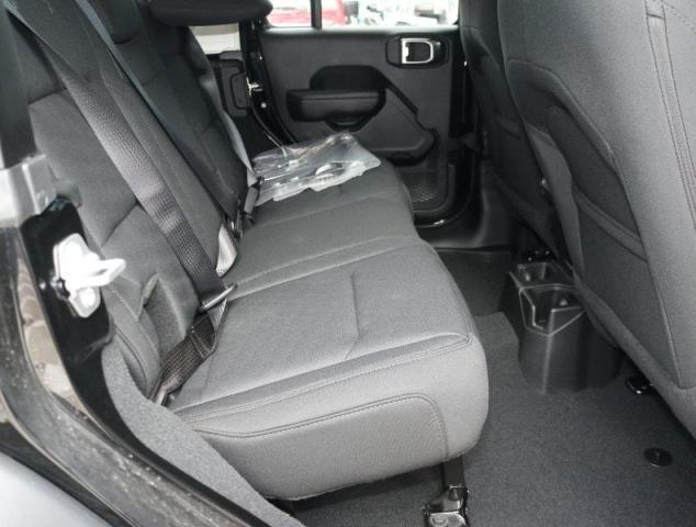 Jeep Wrangler Unlimited JL Sport S 3.0 CRD Automatik