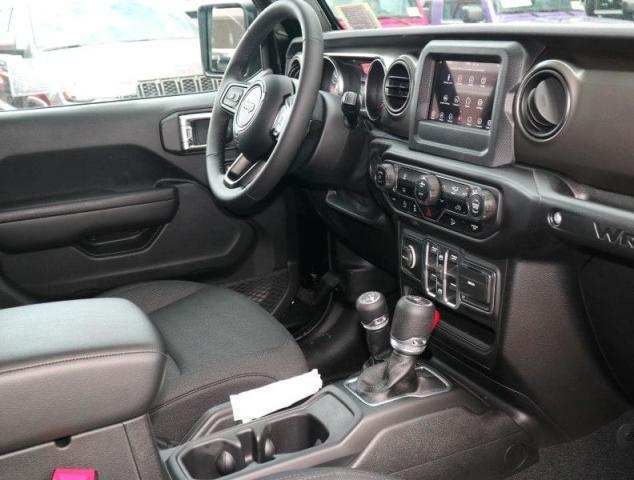 Jeep Wrangler Unlimited JL Sport S 3.6 V6 eTorque Automatik