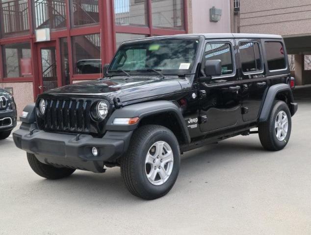 jeep wrangler unlimited jl sport s automatik us import. Black Bedroom Furniture Sets. Home Design Ideas