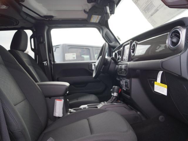 Jeep Wrangler Unlimited JL Sahara 3.0 CRD Automatik