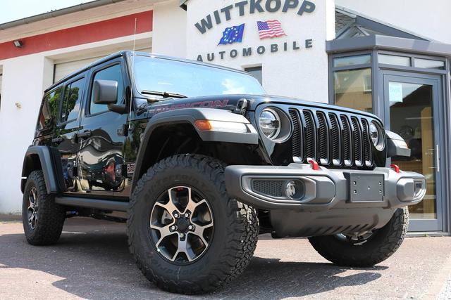 2018 Jeep Wrangler Unlimited JL Rubicon - Wittkopp Automobile