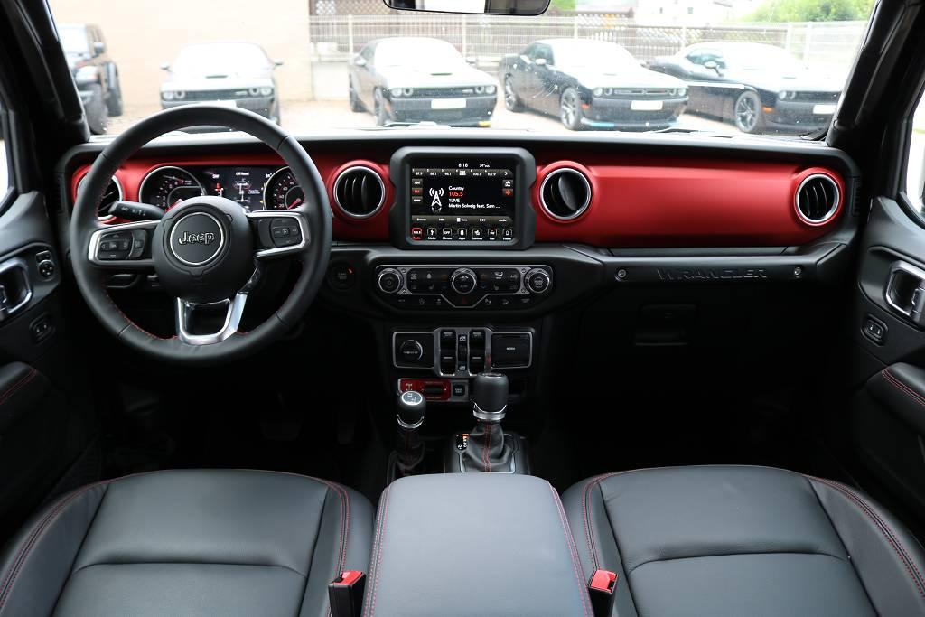 Jeep Wrangler Tops >> Jeep Wrangler Unlimited JL Rubicon 3.6 V6 Automatik US ...