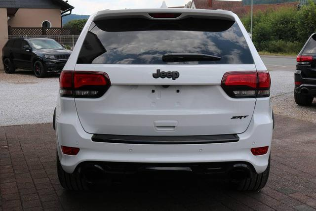 2018 Jeep Grand Cherokee SRT - PW7 Bright White - Wittkopp Automobile