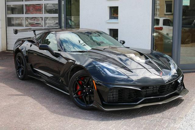 Corvette ZR1 - 3ZR T1 144000 Export, Track Package, Competition Seats