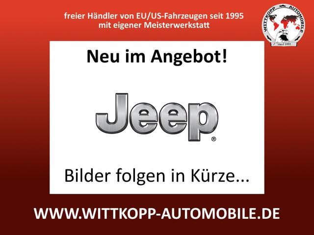 Jeep Wrangler Unlimited JL (EU) Sport 2.2l CRDi