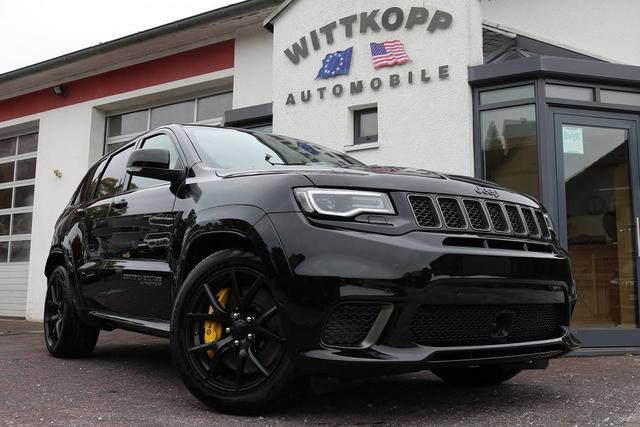 2018 Jeep Grand Cherokee Trackhawk - PXJ Diamond Black - Wittkopp Automobile